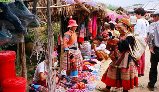 SAPA TRIBES HILL (4 nights/3days – Homestay)